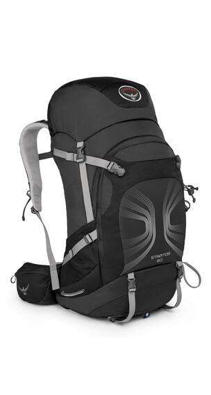 Osprey Stratos 50 Backpack Men Anthracite Black